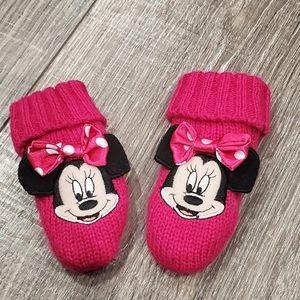 Disney Baby Winter Gloves size 0-6